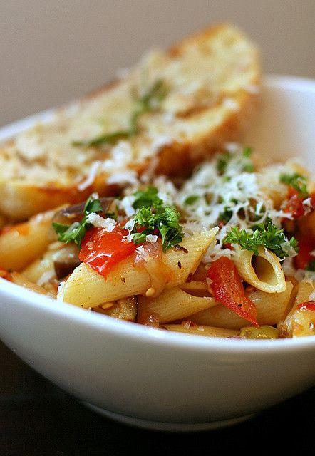 Penne: Delicious Delight, Mmm Pasta, Food Porn, Yummy Food, Yummy Delicious, Food I D, Foodies Stuff, Pasta Recetas, Yummy Pasta