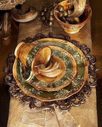 Tableware Pinterest\'te hakkında en iyi 40 görüntü | Barok, Seramik ...