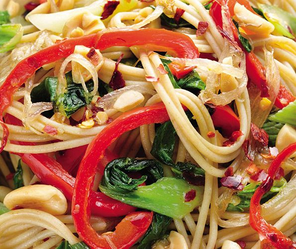 Celebrate National Noodle Day With This Hot-and-Sour Dish With Bok ...