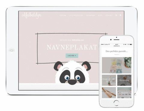 New webshop design!