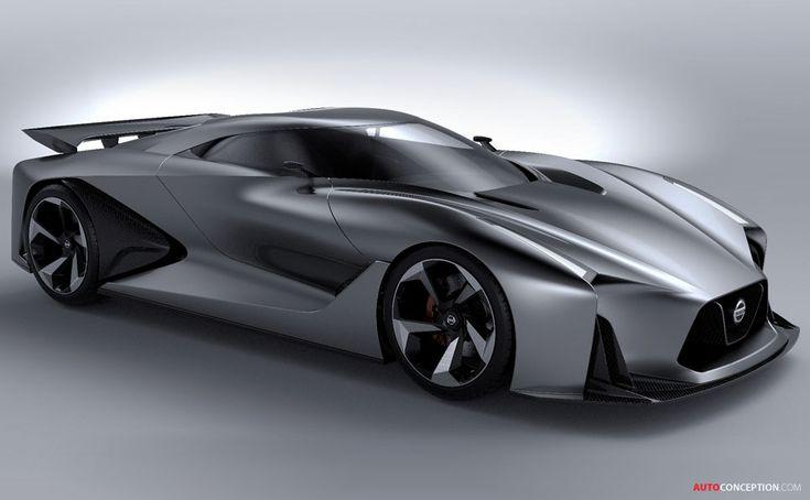 Nissan Concept 2020 Vision Grand Turismo