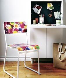 Project: Decoupage chairs