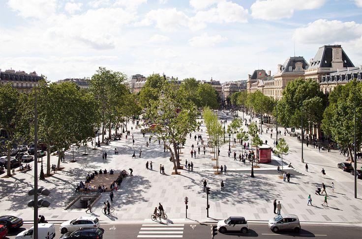 Place de la République, France 2013 .