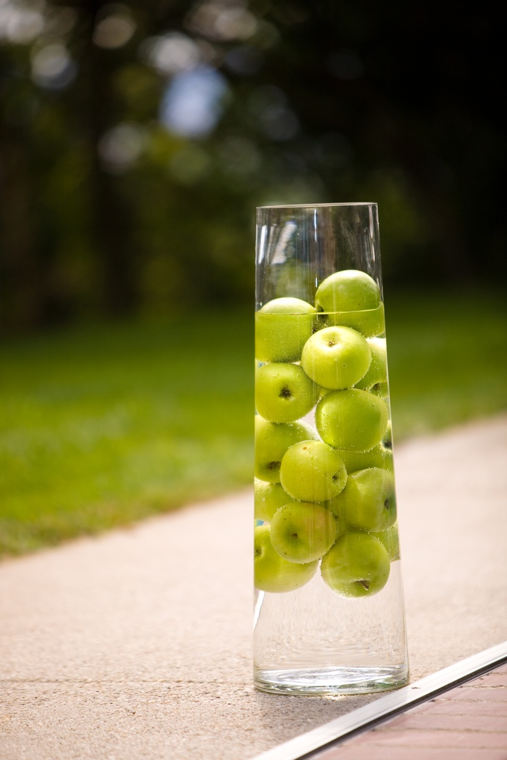 We had a green apple theme. | DIY Crafts Pleaseeee | Pinterest