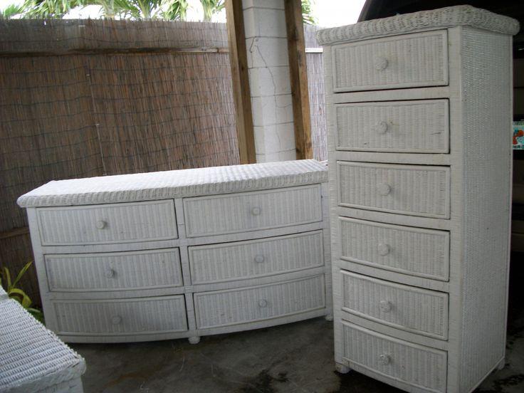 Best 25+ Wicker bedroom furniture ideas on Pinterest | Wicker ...