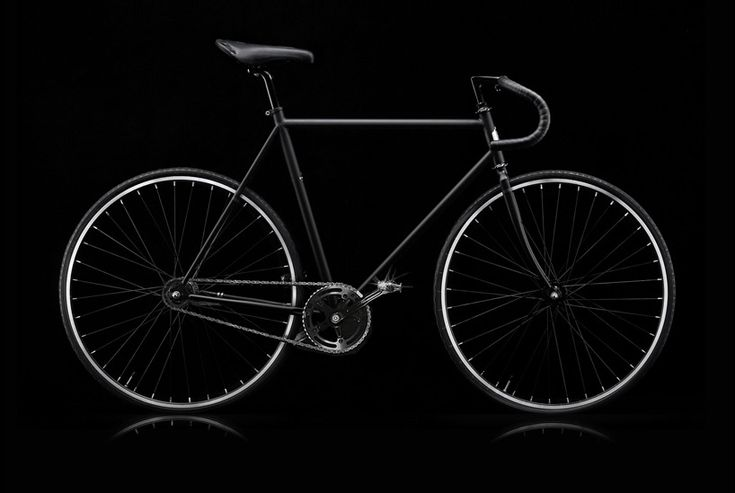 svart by bikeID: two-speed automatic bicycle for MoMA store