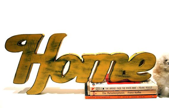 Home Sign Wall Decor Gallery Wall Decor Rustic Home Sign