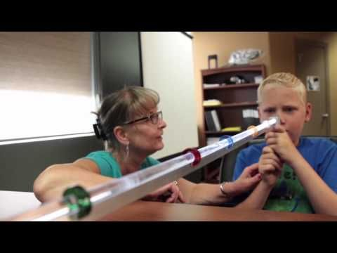 ▶ Vision Therapy is the Solution - YouTube. This video shows several activities.