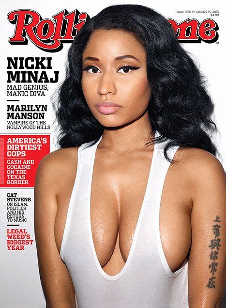 "Nicki Minaj Says Having an Abortion as a Teen ""Haunted"" Her - Us Weekly"