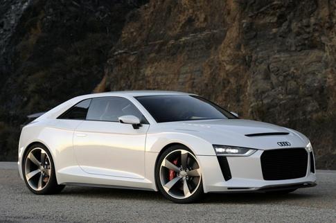 Audi Quattro to be reborn...