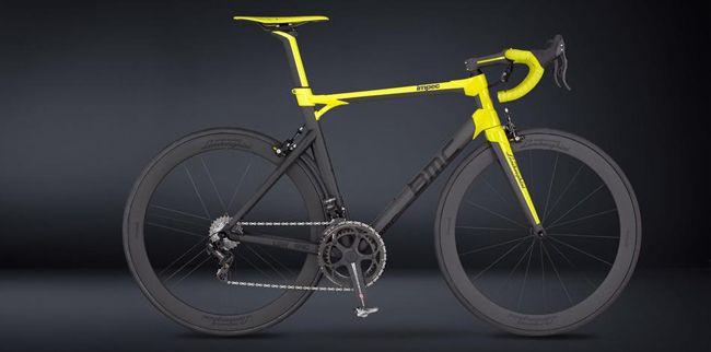 Impec Lamborghini: la bicicleta de carreras