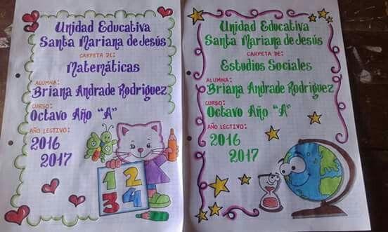 Caratulas Color Cuadernos Escolares Infantiles Dibujos Para 2: 25+ Best Ideas About Caratulas Para Cuadernos Escolares On