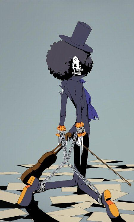 One Piece, Brook | OP - Strawhat Pirates | One Piece ...