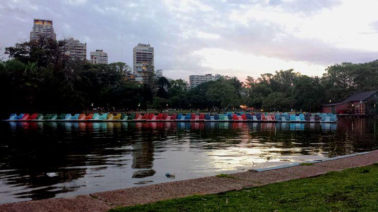 Bosques de Palermo, Buenos Aires