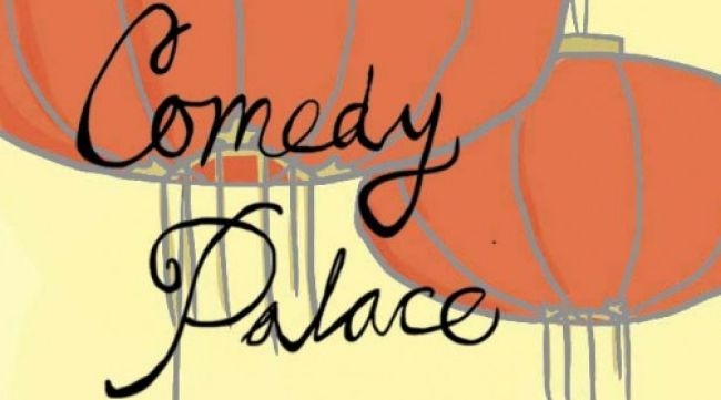 See Comedy Palace TONIGHT with Special Residency by Johnny Pemberton
