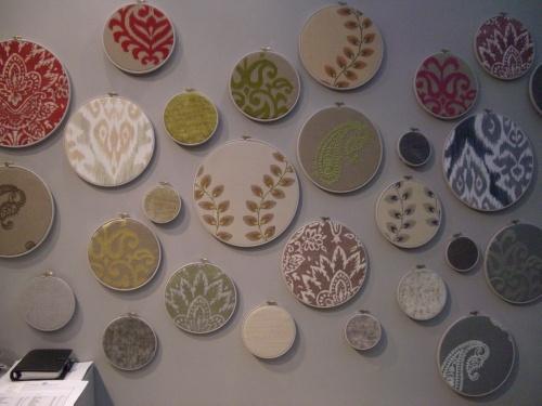 James Brindley display