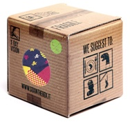 the box - you can use it in many ways