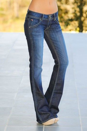 Signature Bootcut Jeans - Love these! Gotta wait until next spring for anything non-maternity though! | Red Dress Boutique