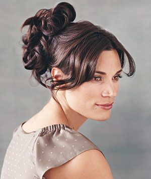 5 Party-Worthy Updos