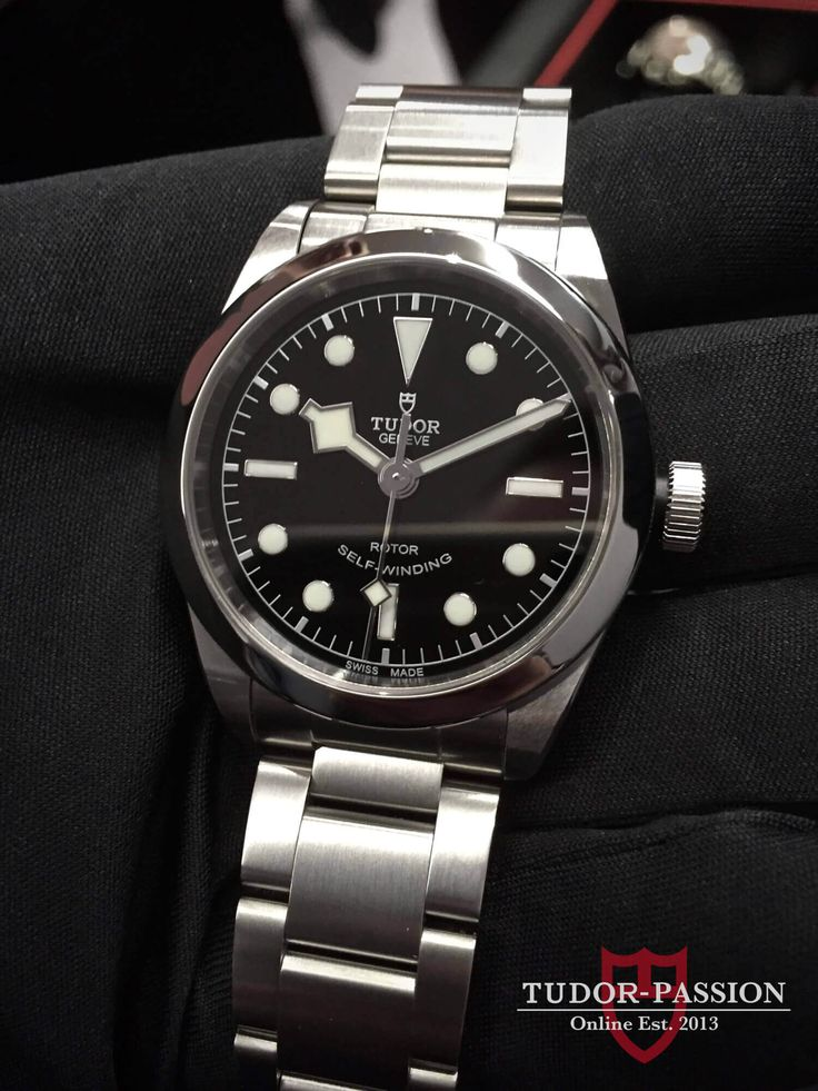 (~2.500€) Tudor Black Bay 36