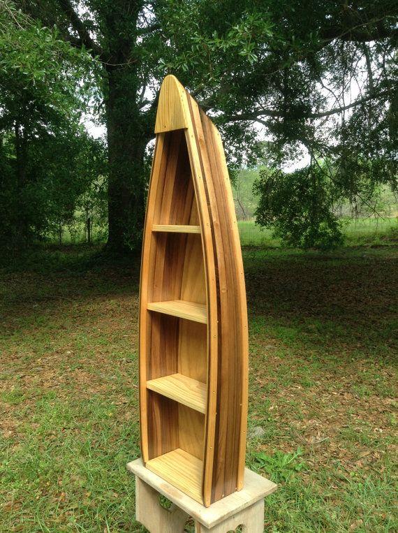 Handmade 4ft Boat Shelves Canoe Shelf Boat By RabonRiverRunners