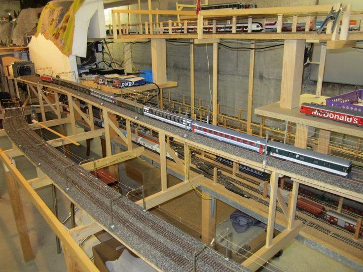 Modellbahnanlagen » ChRB - die Christoph-Röbi-Bahn