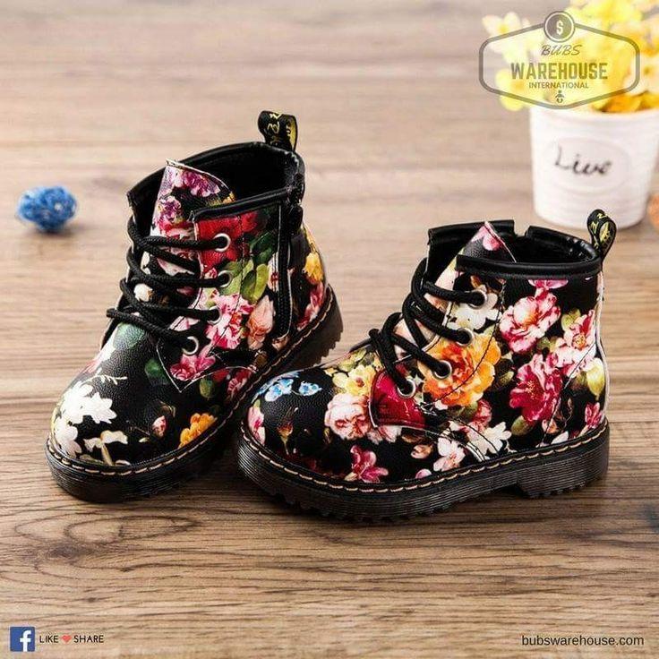 Cute kiddie boots!