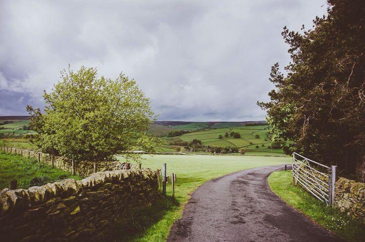 Longnor Caravan Park , Longnor , Peak District