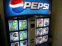 vending machine now