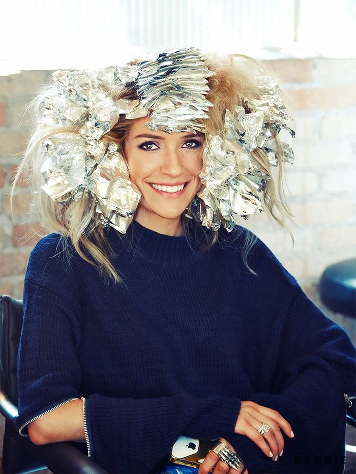 Behind+the+Scenes+of+Kristin+Cavallari's+MAJOR+Hair+Transformation+via+@ByrdieBeauty