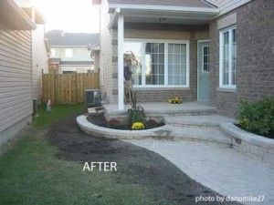 52 Ways to Improve Your Homes Curb Appeal | DIY Cozy Home.  Tile the front porch.