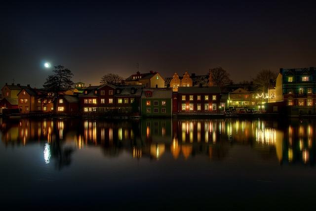 Home sweet home. Eskilstuna, Sweden