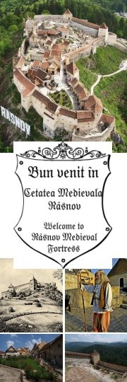 Romania - Cetatea Rasnov