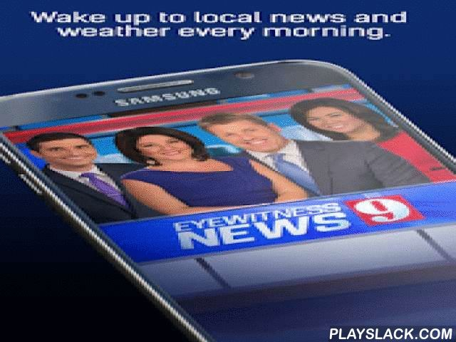WFTV Channel 9 Wake Up App  Android App - playslack.com ,  Wake up each day with the latest news, weather and traffic from your Channel 9 Eyewitness News team. Customizable alarm clock settings let you wake up to an alarm featuring members of the Channel 9 Eyewitness News team.The WFTV Wake Up App helps you start your day with constantly updated news headlines and live, streaming newscasts right on your mobile device.Get the latest Orlando and Central Florida weather forecasts from Severe…
