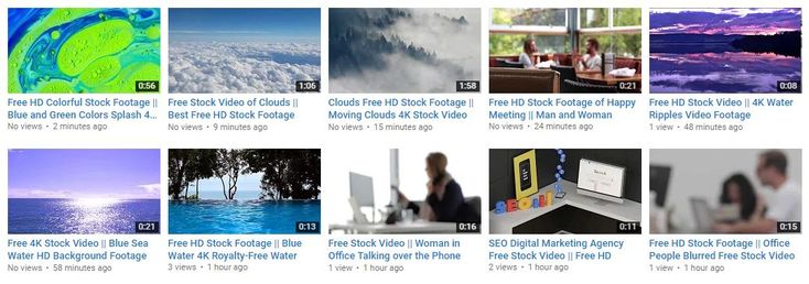 Free HD Stock Videos || Royalty-Free Stock Footage for Website Background
