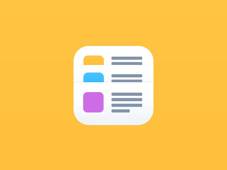 News App Icon by Ramotion