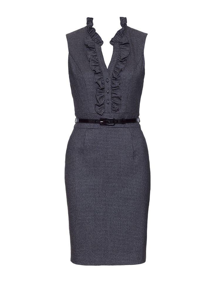 Review Australia | Saxton Dress Black/cream
