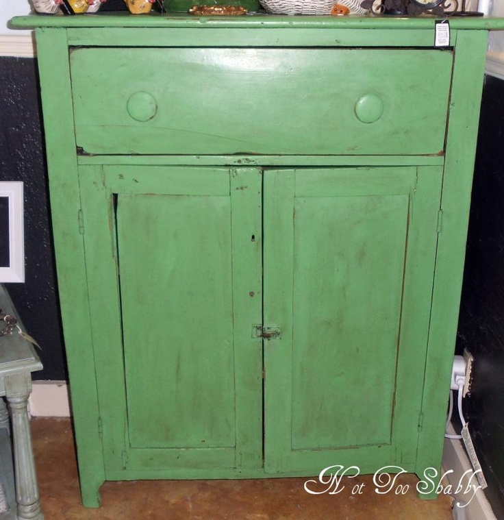 Best Chalk Paint Kitchen Cabinets: 56 Best Images About Chalk Paint® ANTIBES GREEN On
