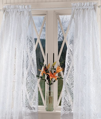 17 Best Images About Lace Curtains On Pinterest Tree Of