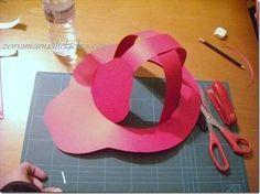 Resultado de imagen de como hacer un casco de bombero para niños