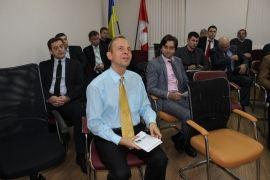 Состоялась инвестиционная встреча по энергетической отрасли в рамках Канадско-Украинского бизнес форума…