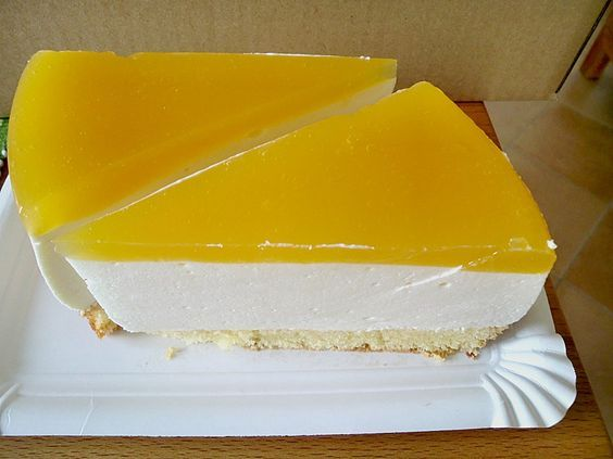 Maracuja - Käse - Sahne - Torte (Rezept mit Bild)   Chefkoch.