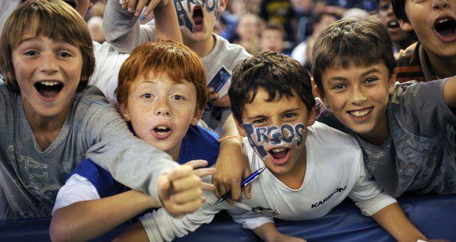 Argos Pre-Season Game June 19th!  30,000 students are coming!