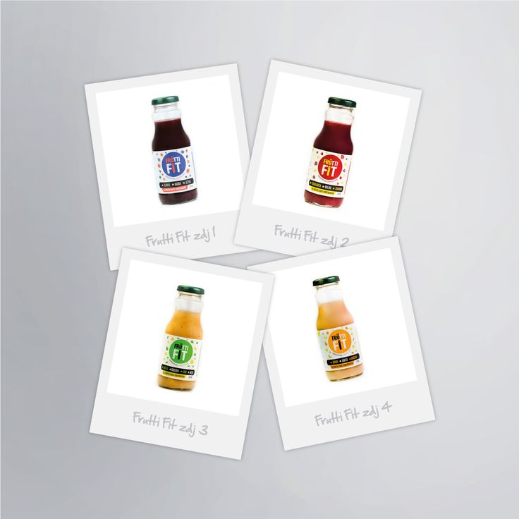 Sesja produktowa soczków Frutti Fit