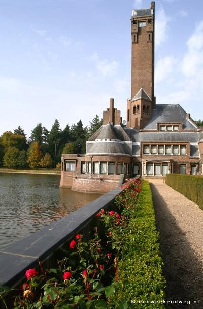 Jachthuis Sint Hubertus - Veluwe, province of Gelderland in the Netherlands