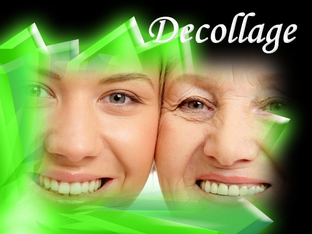 One of the fastest growing, anti-ageing none invasive treatments performed. Photo facial technology is used to treat and remove skin imperfections. More on Decollage http://www.mackaybodyrejuvenationcenter.com/decollage.htm
