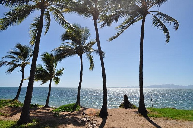 Magnetic View at Magnetic Island ....going to see that view soon
