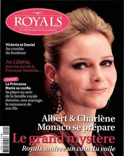 Charlene de monaco (couvertures de magazine) - Photo 182 : Album photo - m.teemix.aufeminin.com : Album photo - m.teemix.aufeminin.com -