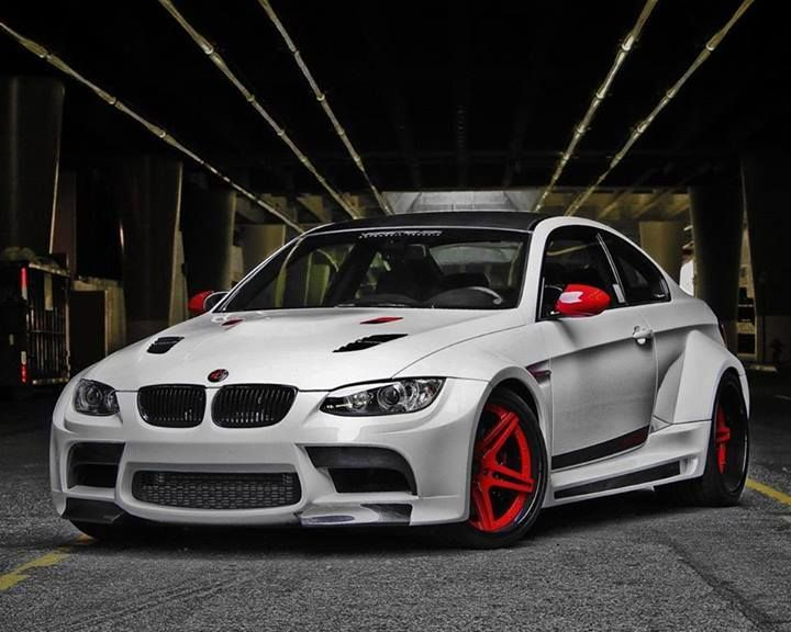BMW M3 and then some #CarFlash