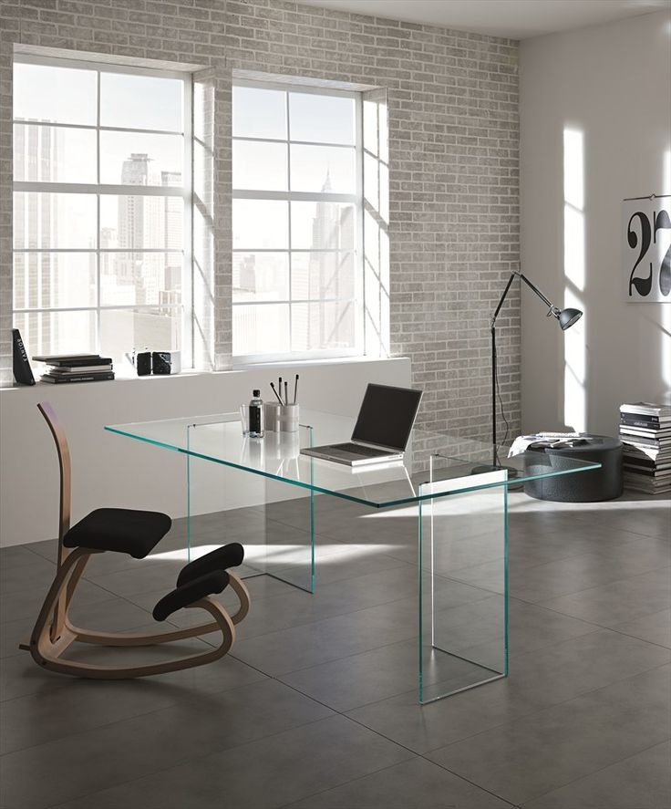 Marvelous Glass Table BACCO By Tonelli Design |